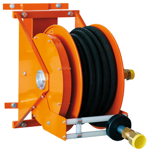 DILO Hose reel with spring balancer B174R..